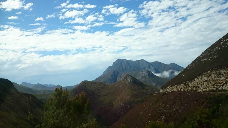 Ruta Jardín (Garden Route), Sudáfrica