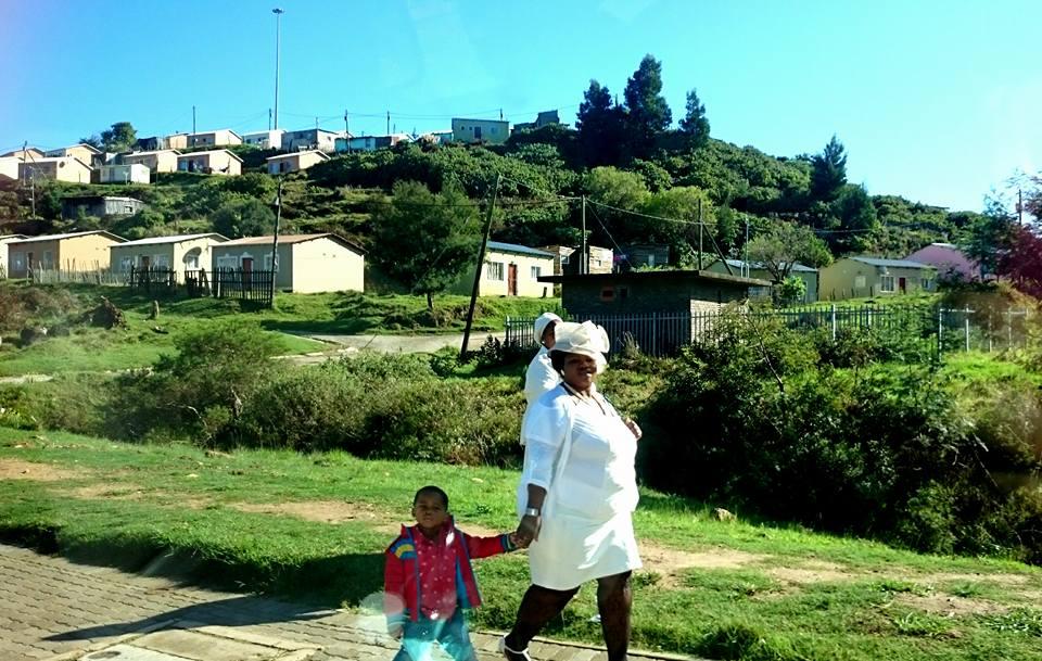 Visitar un Township en Sudáfrica