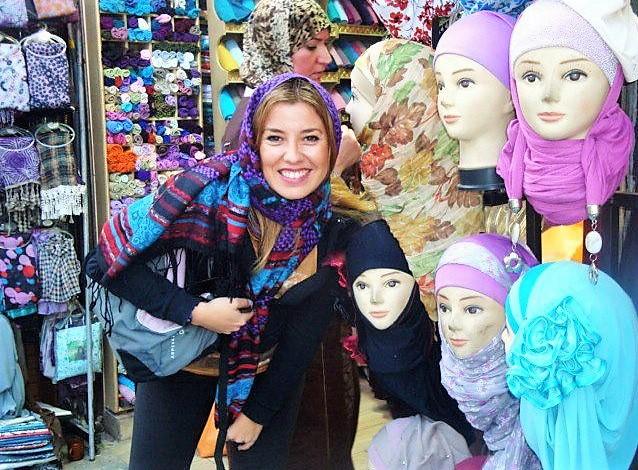 Sobre mí Barbiegirltravels en Amám