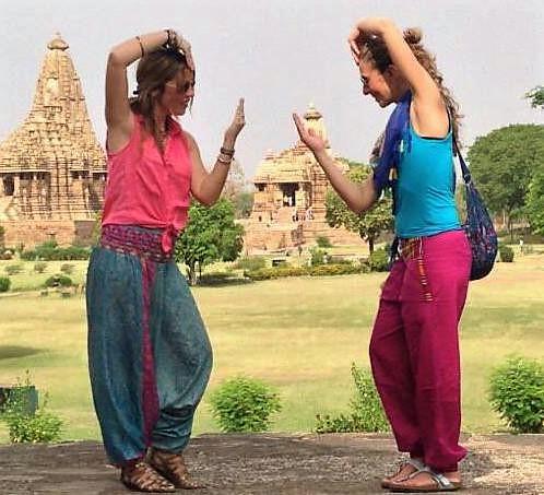 Sobre mí Barbiegirltravels en India