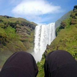 Islandia. Cascadas Skogafoss & Seljalandfoss