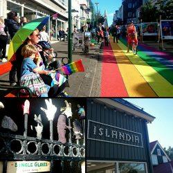 Un día en Rejkiavik, Islandia