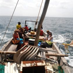 Navegar en Velero por el Sur de Zanzíbar