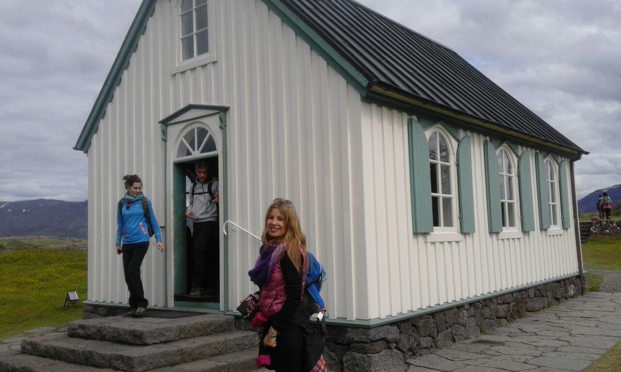 Ruta del Círculo de Oro en Islandia