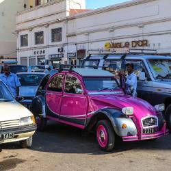 Tana o Antananarivo, capital de Madagascar