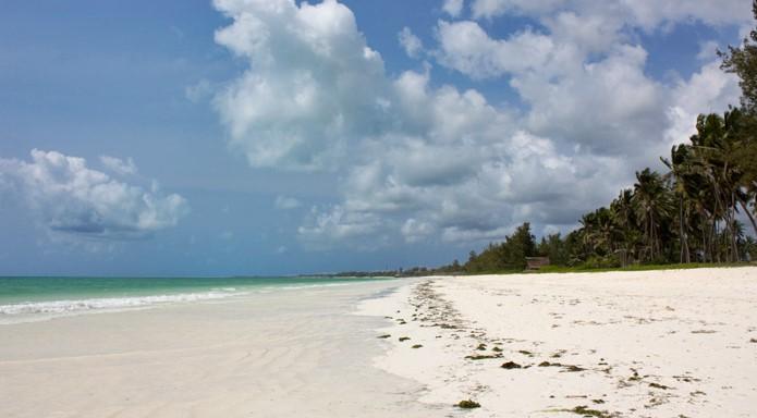Playas de Paje & Jambiani al este de Zanzíbar