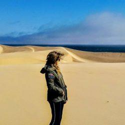 Namibia. La Costa de los Esqueletos