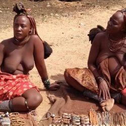 Etnias de Namibia: Himba, Herero & Damara