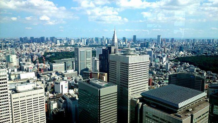 Ruta por el Tokio freak