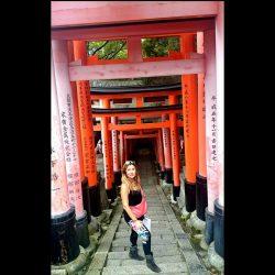 Japón. Kioto, Fushimi Inari & Nara