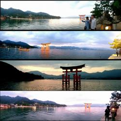 Japón. Hiroshima & isla Miyahima