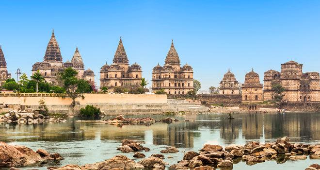 Khajuraho, la ciudad india de los templos del Kamasutra