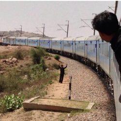 Viajar en tren por la India