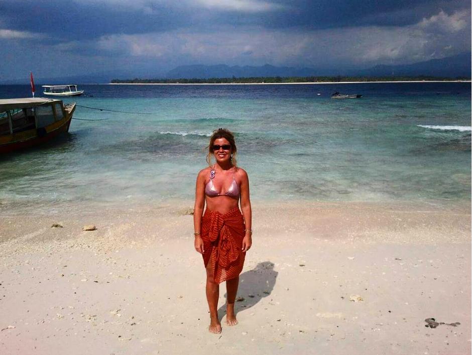 El paraíso de las islas Gili
