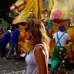 La batalla de flores de Laredo