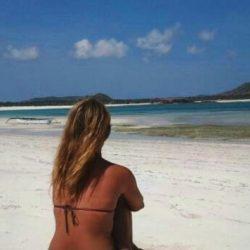 La playa más bonita del mundo está en Lombok, Indonesia