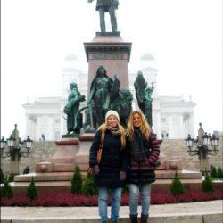 Visita de Tallín a Helsinki en el día