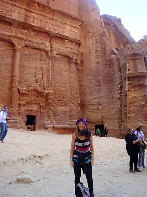 Petra, la ciudad tallada en rosa