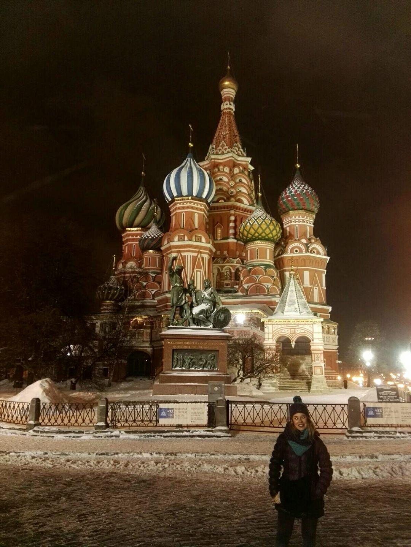 Guía d viaje a Rusia