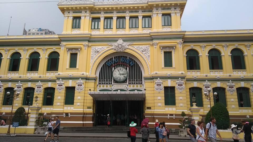 Ho Chi Minh (antigua Saigón)