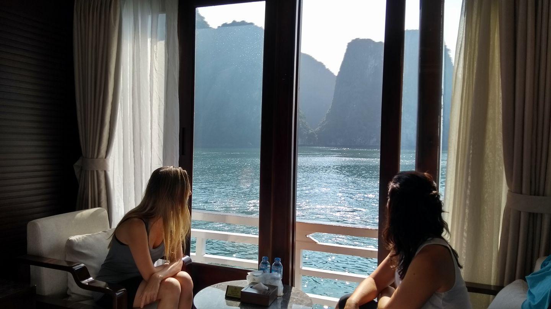 Bahía de Halong, un escenario de cine