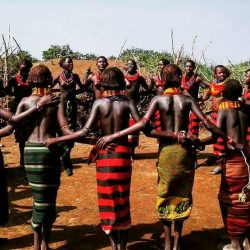 Otras tribus del Omo: Dassanech y Banna