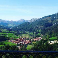 El Valle de Cabuérniga en Cantabria