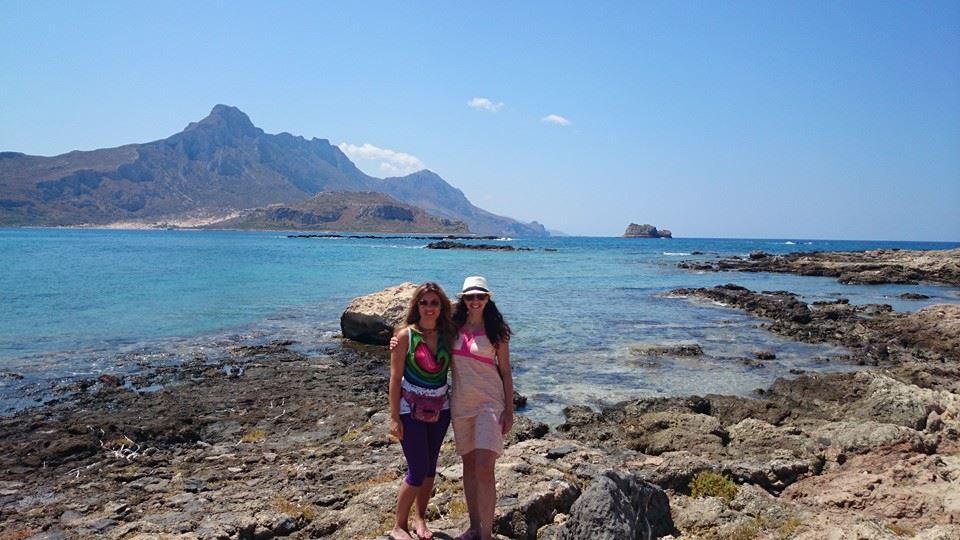 una semana isla de creta Isla Gramvousa