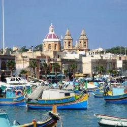 Cuatro días en Malta, Gozo y Comino