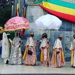 Axum, Reina de Saba y Arca de la Alianza