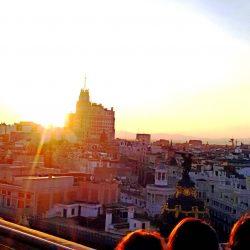 Los Mejores Atardeceres en Azoteas de Madrid