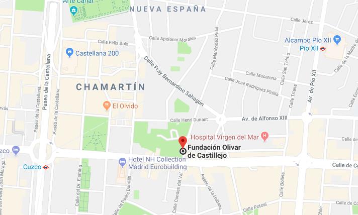 Jardines de Madrid según la estación del año