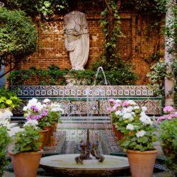 Jardines de Madrid según la estación del año y ocasión
