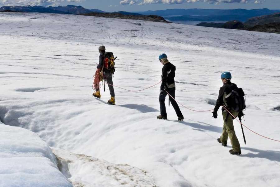 Fiordo Hardanger y Parque Natural de Fogelfonna