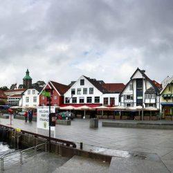 Stavanger, ciudad costera del sur de Noruega