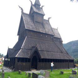Urnes & Hopperstad, las iglesias medievales a orillas del Sognefjord