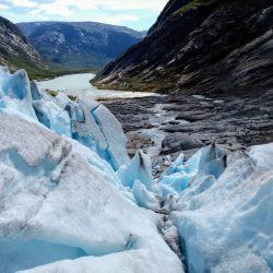Jostedalsbreen, el glaciar más grande de Europa