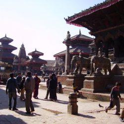 Patan y Bhaktapur en el Valle de Katmandú