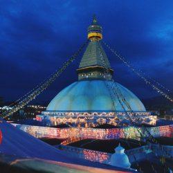 Bodanath, la magia del Tibet en Katmandú