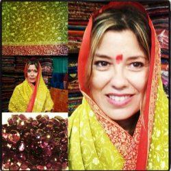 Sari y Dhoti, trajes típicos de la India