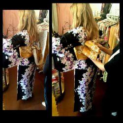 Kimono, traje típico de Japón