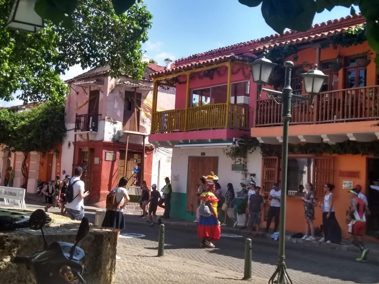 San Diego, el barrio más animado en Cartagena de IndiasSan Diego, el barrio más animado en Cartagena de Indias