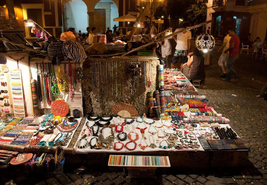 San Diego, el barrio más animado en Cartagena de Indias
