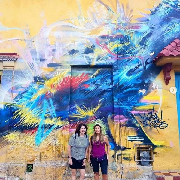 Getsemaní, el barrio más cool de Cartagena