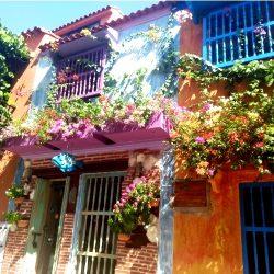 San Diego, el barrio más animado en Cartagena