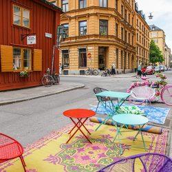 SoFo, el barrio hipster y bohemio de Estocolmo