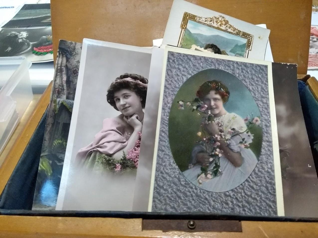 bordar fotos antiguas