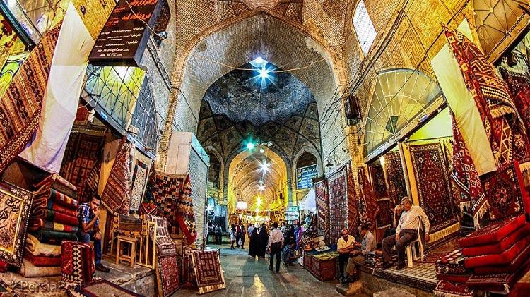 itinerario por Irán