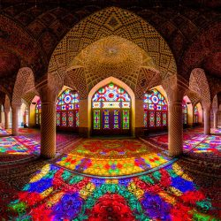 Itinerario de mi viaje por Irán