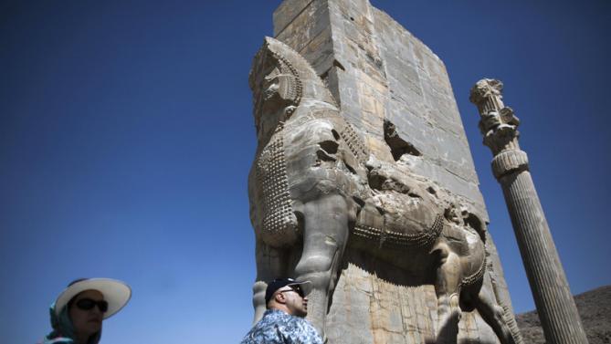 Persépolis & Nasqsh-e Rostam, las joyas del imperio persa